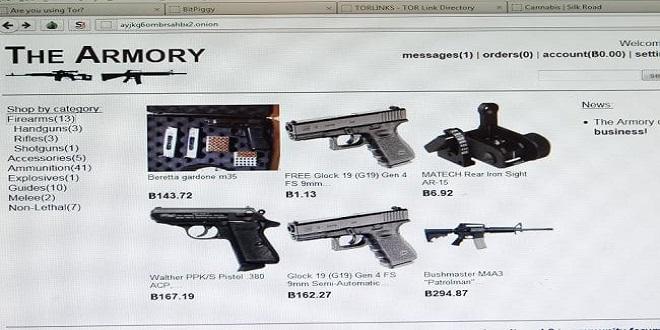 Flourishing Firearm Trade on the Darknet   Motivation   Spirituality
