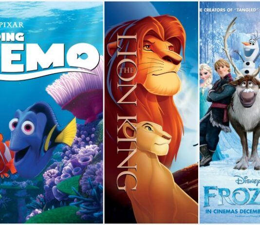 animation movies, Disney animation movies hard2know.com