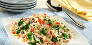 easy cooking recipes, vegetable rice