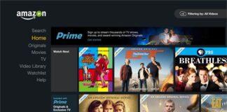Amazon prime video tv show