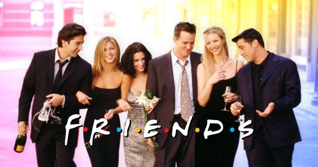 Friends netflix series download in full hd with single link