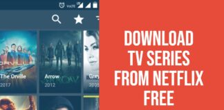 Download series from netflix free