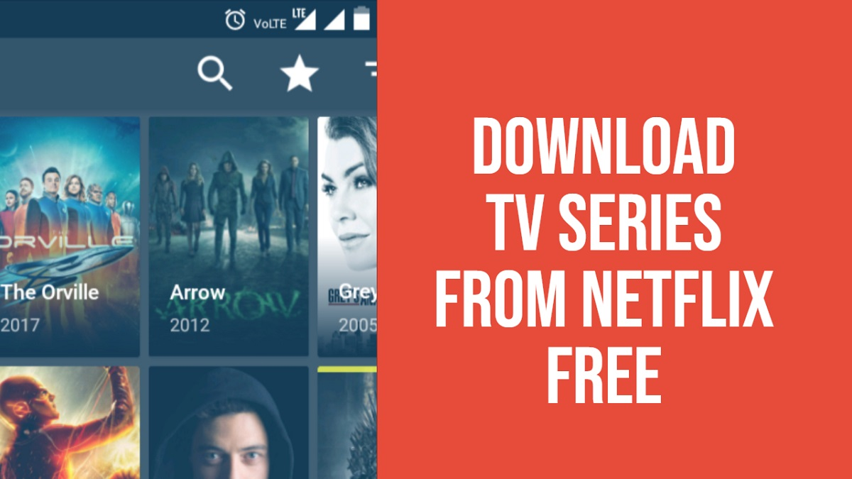 Download netflix series free, TV shows, Movies without