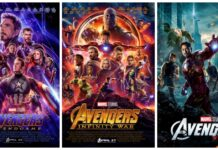 avengers movies