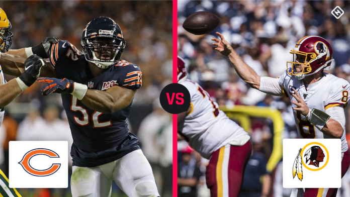 washington-redskins-vs-chicago-bears-monday-night-football-channel-schedule-and-prediction