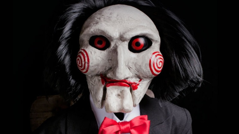 Saw horror movie