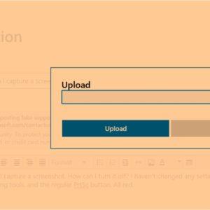Bug in Windows 10 turns everything orange