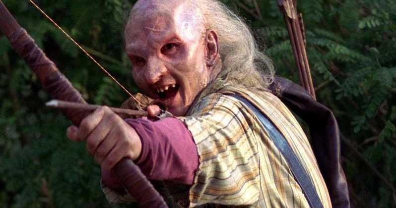 Best horror movie Wrong turn