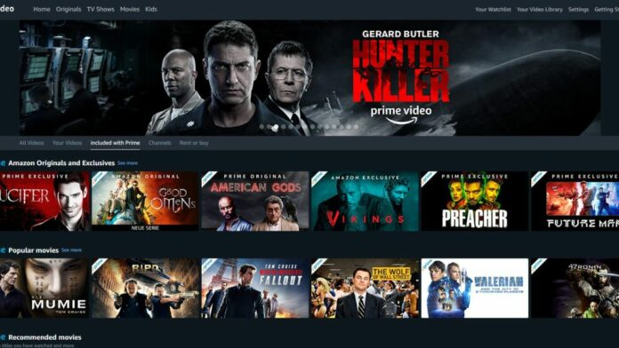 Good Shows on Amazon Prime Video in India