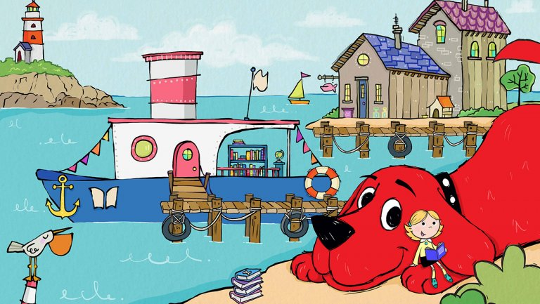 Prime Video Release Calendar Clifford the Big Red Dog