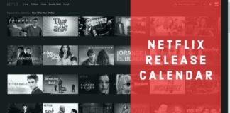 Netflix December Calendar