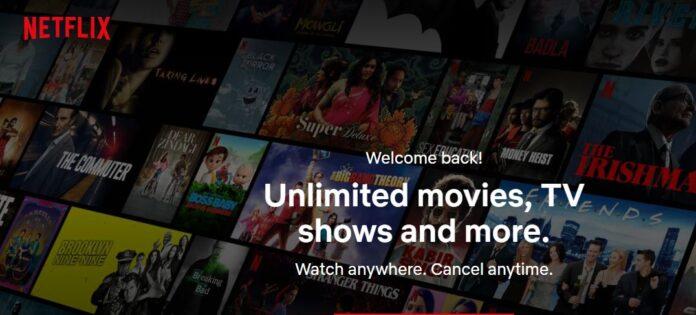 Download Movies on Netflix app