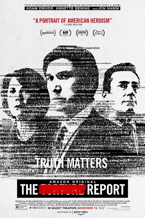 the report movies based on true stories