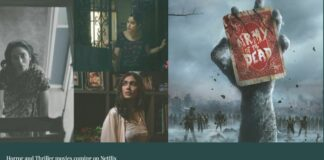 Horror and Thriller movies on Netflix