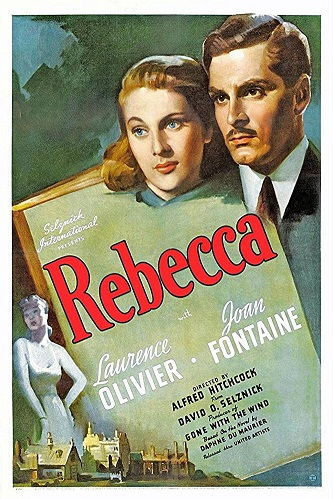 Horror and Thriller movies Rebecca