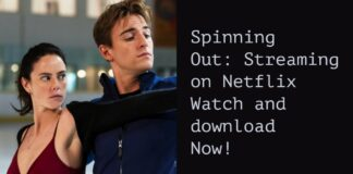 Spinning Out tv series