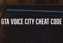 GTA Voice City cheat code
